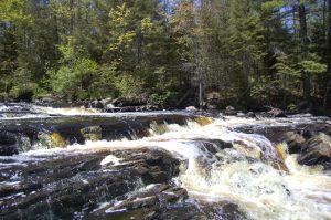Tibbets Falls