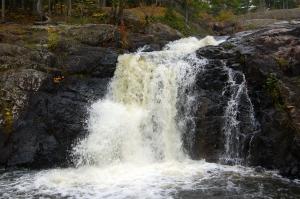 Dead River Falls Header